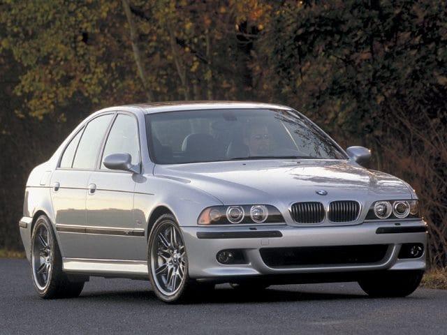 2003 BMW 5 Series M5 Sedan