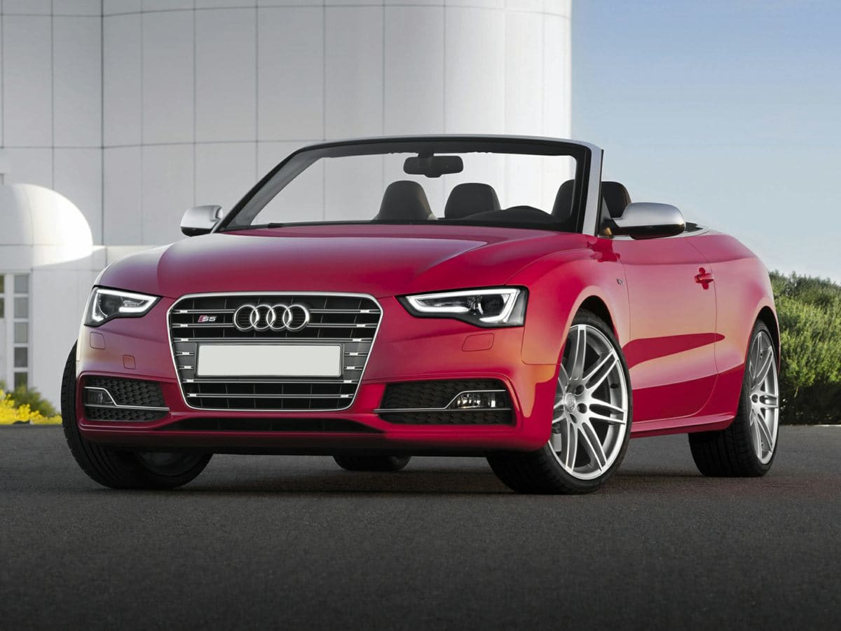 Photo Used 2017 Audi S5 3.0 Cabriolet Cabriolet For Sale in Paramus, NJ