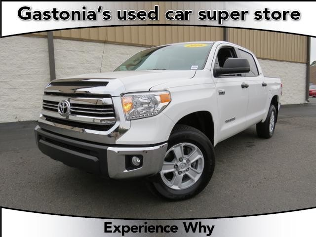 Certified Pre-Owned 2016 Toyota Tundra DLX Short Bed