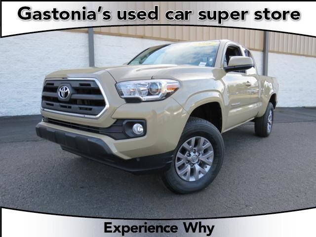 Certified Pre-Owned 2016 Toyota Tacoma SR5 Long Bed