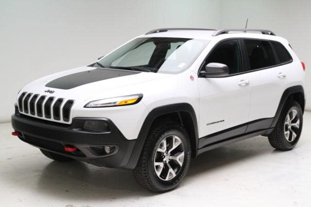 Certified Used 2017 Jeep Cherokee Trailhawk 4x4 in Brunswick, OH, near Cleveland