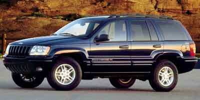 Photo Pre-Owned 2000 Jeep Grand Cherokee Limited 4WD