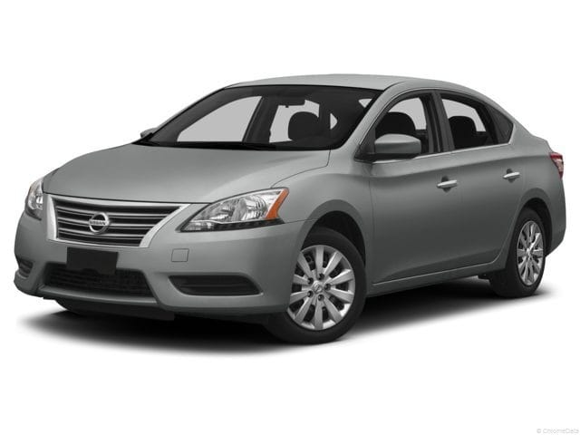 Used 2014 Nissan Sentra S For sale in North Attleboro, Massachusetts
