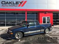 2001 Chevrolet S10 Pickup Xtreme Ext Cab