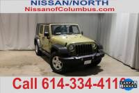 2013 Jeep Wrangler Unlimited Unlimited Sport SUV