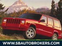 1998 Jeep Cherokee Sport 4-Door 4WD