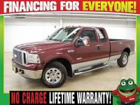 2006 Ford F-250 XLT - 8 FOOT LONG BED Truck Super Cab