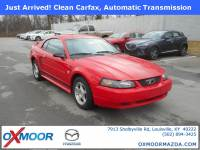 Pre-Owned 2004 Ford Mustang V6 RWD 2D Coupe