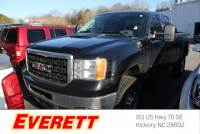 Pre-Owned 2011 GMC Sierra 2500HD Work Truck Extended Cab 4x4 4WD