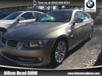 2011 BMW 3 Series 328i * One Owner * Park Distance Control * Heated Convertible Rear-wheel Drive