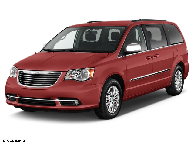 2016 Chrysler Town & Country Touring-L Van For Sale | Greenwood IN