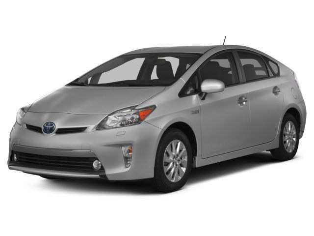 Photo Used 2015 Toyota Prius Plug-In 5dr HB Advanced For Sale Streamwood, IL