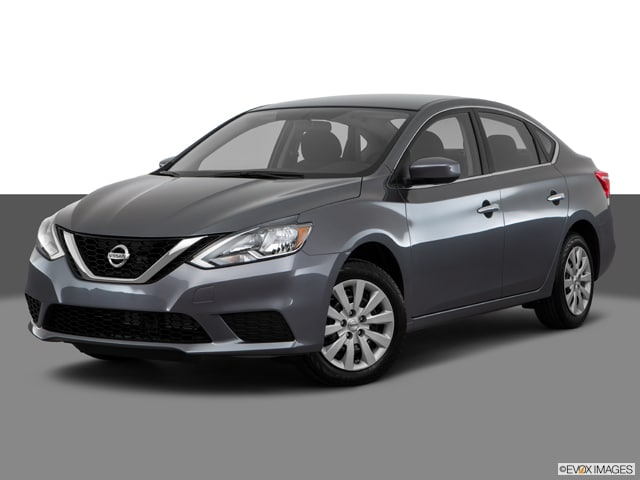 Certified 2017 Nissan Sentra S Sedan in Greensboro NC