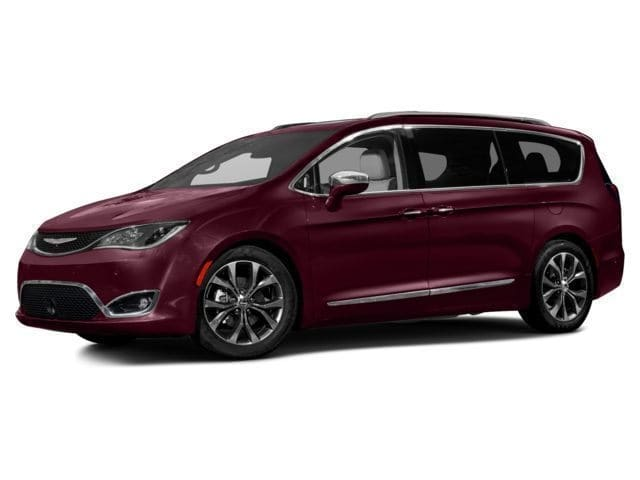 2017 Chrysler Pacifica Limited Van in Knoxville