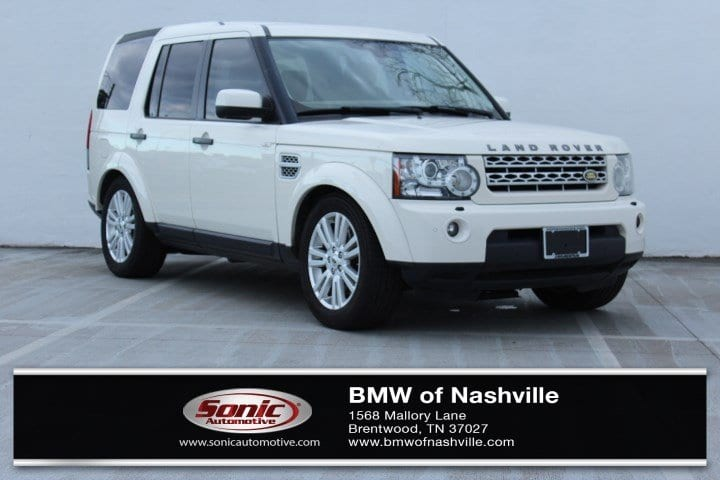 Used 2010 Land Rover LR4 HSE 4WD 4dr V8 SUV in Brentwood