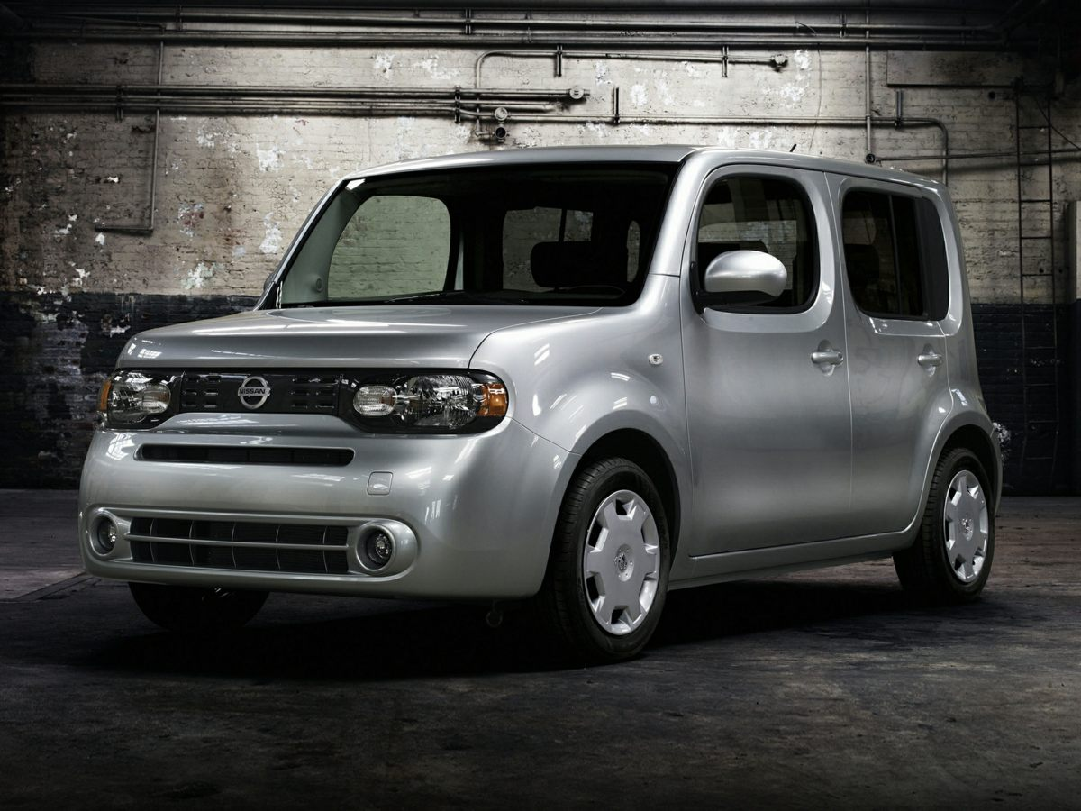 Photo Used 2009 Nissan Cube For Sale  Soquel CA