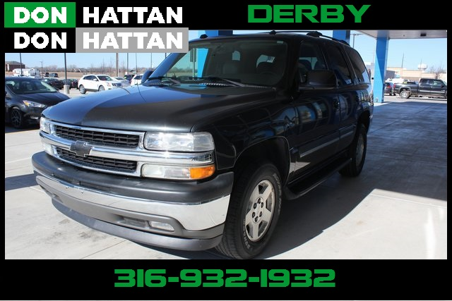 Photo Pre-Owned 2005 Chevrolet Tahoe LT RWD 4D Sport Utility
