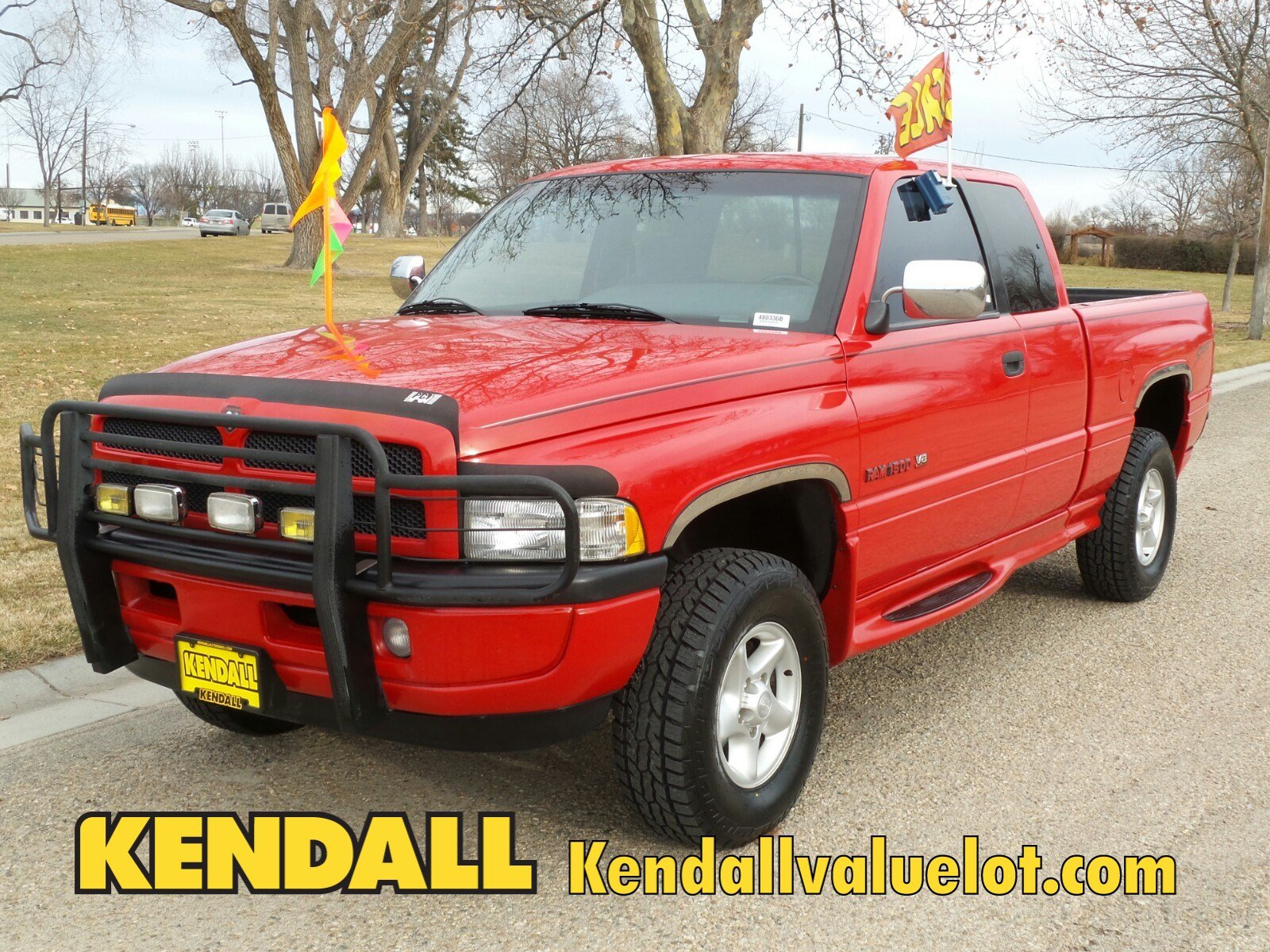 Photo Pre-Owned 1997 Dodge Ram 1500