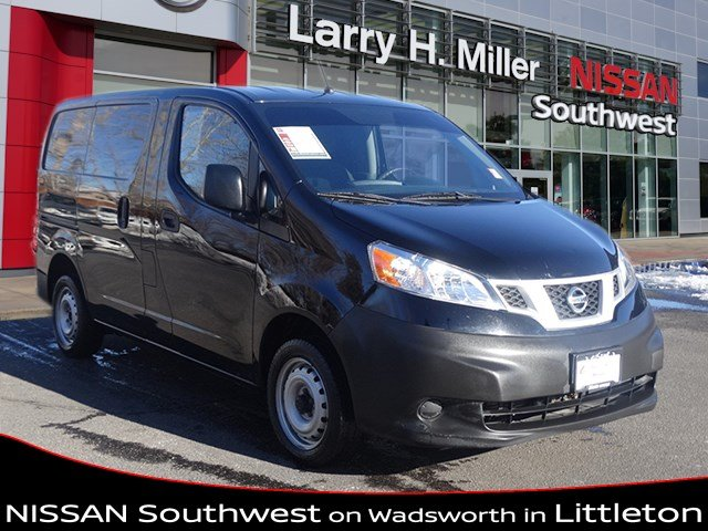 Photo 2014 Nissan NV200 S Van Compact Cargo Van near Denver