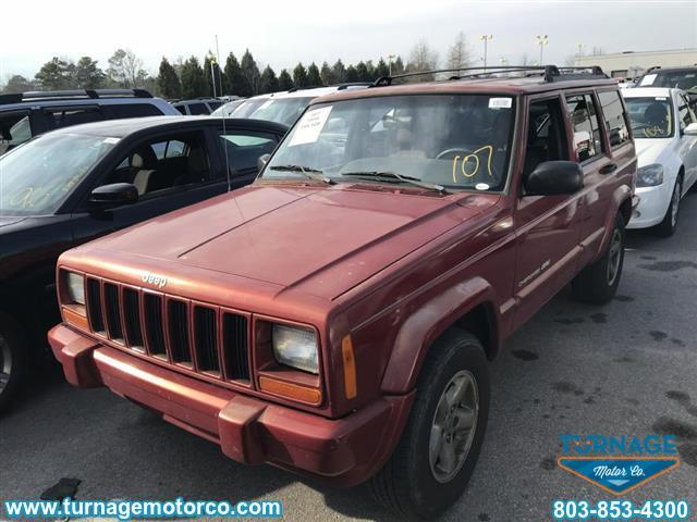 Photo 1999 Jeep Cherokee Sport 4-Door 2WD