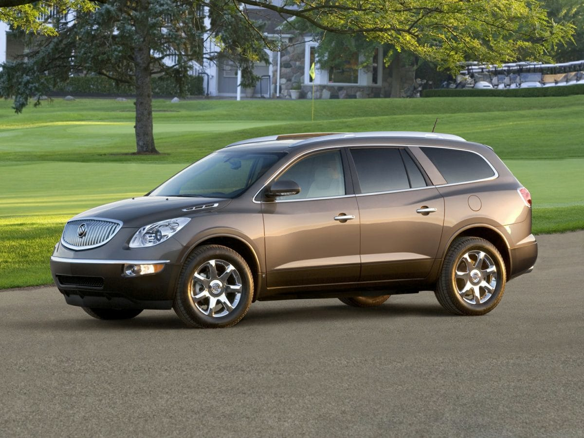 Photo Used 2012 Buick Enclave Premium Group SUV in Burton, OH