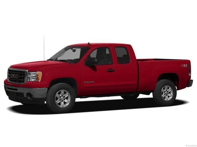 Photo Used 2012 GMC Sierra 1500 SLE Extended Cab 4WD Truck Extended Cab For Sale Toledo, OH