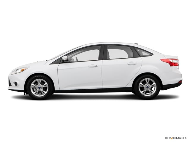 Photo Used 2014 Ford Focus SE Sedan for sale in Barstow CA