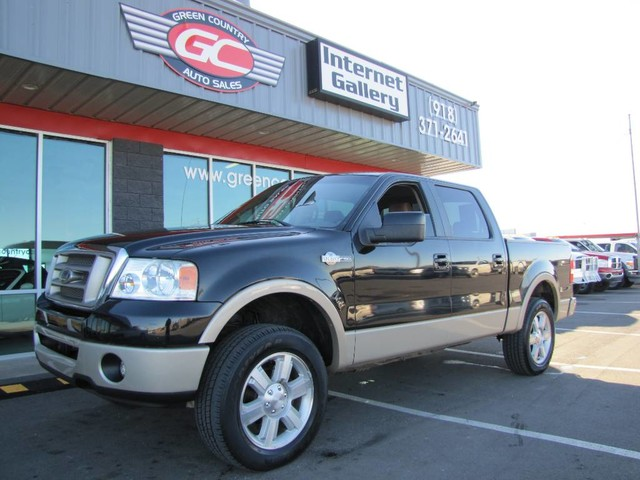 Photo 2007 Ford F-150 Super Crew 4x4 King Ranch
