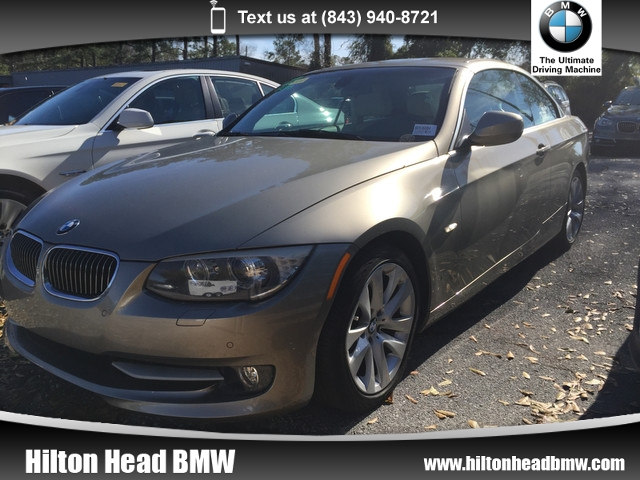 Photo 2011 BMW 3 Series 328i  One Owner  Park Distance Control  Heated Convertible Rear-wheel Drive