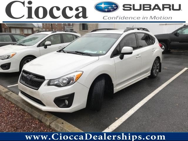Photo 2013 Subaru Impreza 2.0i Sport Premium Hatchback in Allentown
