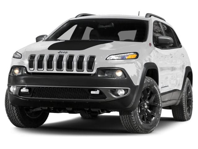 Photo 2014 Jeep Cherokee Trailhawk 4x4 Sport Utility