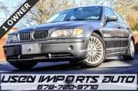 2003 BMW 3-Series 330i Sedan