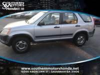 PRE-OWNED 2002 HONDA CR-V LX FWD 4D SPORT UTILITY