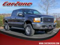 2000 Ford F-250 SD XL Crew Cab Short Bed 4WD