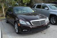 Pre-Owned 2011 Mercedes-Benz E-Class 4dr Sdn E 550 Sport RWD RWD 4dr Car