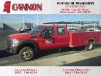 2012 Ford F-450 Chassis Truck Crew Cab