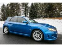 2011 Subaru Impreza WRX WRX Premium 2.5L 5-speed Manual