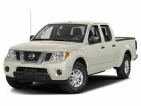 2017 Nissan Frontier SV Truck Crew Cab near Houston