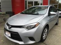 Used 2016 Toyota Corolla LE Sedan For Sale in Wilton, CT