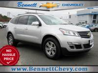 Certified Pre-Owned 2015 Chevrolet Traverse LT FWD Sport Utility