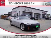 2008 Nissan 350Z 2dr Roadster Man Grand Touring Convertible