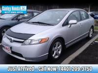 2008 Honda Civic Sedan EX