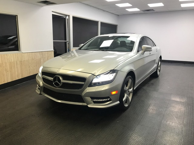 Photo 2013 Mercedes-Benz CLS-Class CLS 550 For Sale in Brooklyn NY