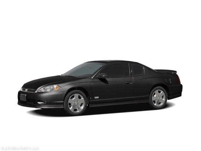 Photo Used 2006 Chevrolet Monte Carlo SS Coupe For Sale in Bradenton