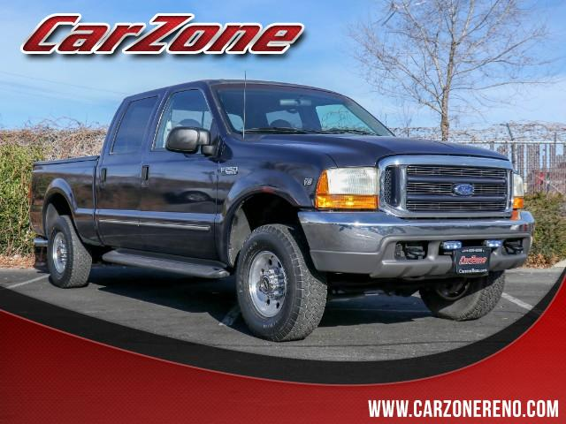 Photo 2000 Ford F-250 SD XL Crew Cab Short Bed 4WD
