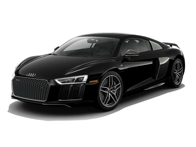 Photo Used 2017 Audi R8 5.2 V10 plus Coupe For Sale in Valencia