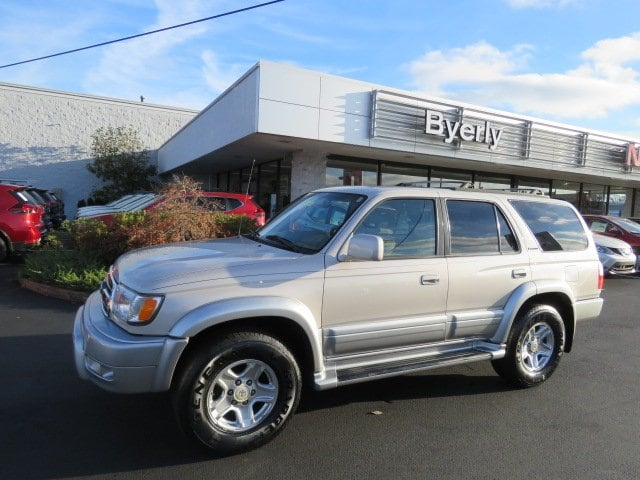 Photo 1999 Toyota 4Runner Limited Limited 3.4L Auto
