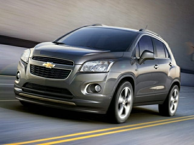 Photo Used 2015 Chevrolet Trax LS SUV Automatic Front-wheel Drive in Chicago, IL