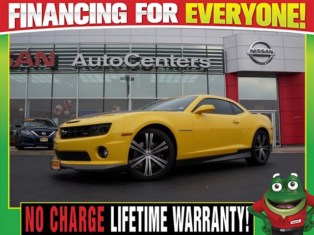 Photo Used 2011 Chevrolet Camaro SS 2SS - Heated Leather - BOSTON Audio For Sale Near St. Louis