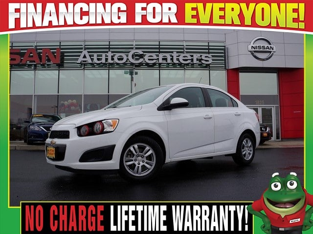 Photo Used 2015 Chevrolet Sonic LT - Bluetooth - Alloy Wheels For Sale Near St. Louis